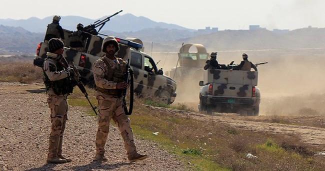 Irak'ta Er-Reşad bölgesinde kontrol sağlandı