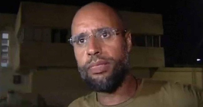 Kaddafi'nin oğlunun yargılanması ertelendi