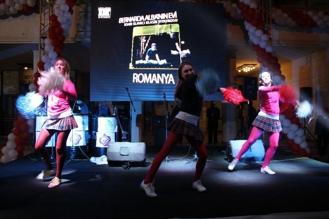 Balkan Ülkeleri Tiyatro İçin Bursa'da Buluştu