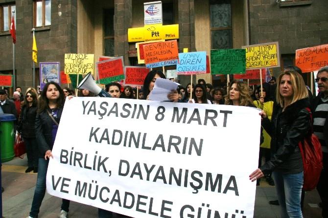 Afyonkarahisar'da 8 Mart Dünya Kadınlar Günü Etkinlikleri