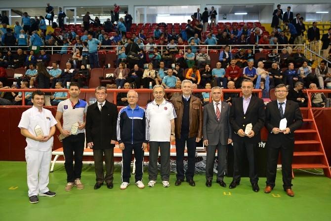 3. Adana Veteranlar Masa Tenisi Turnuvası Başladı