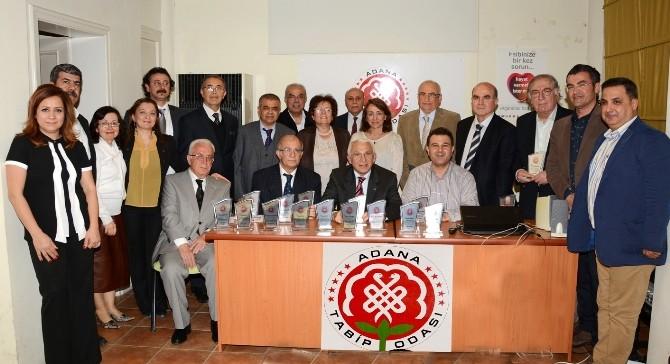 Adana'da Duayen Hekimlere 40. Yıl Plaketi