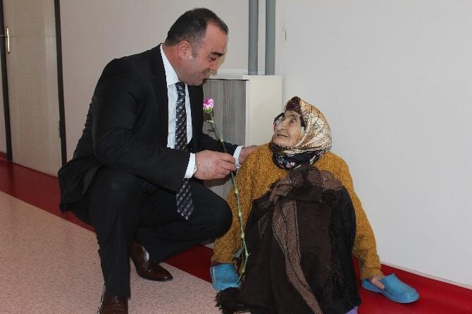 Ağrı Ghsim'den 8 Mart Dünya Kadınlar Günü Programı