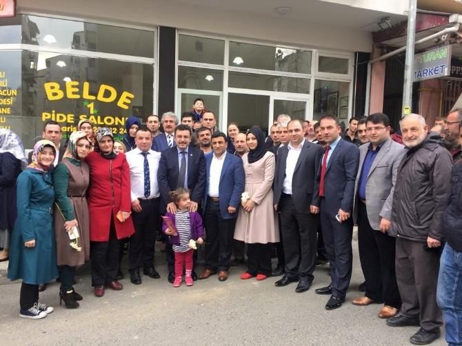 Trabzon'da AK Parti'den 'Sandığa Sahip Çıkıyoruz' Toplantısı