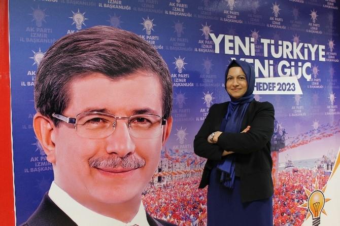 AK Partili Kurtaran'dan Dünya Kadınlar Günü Mesajı