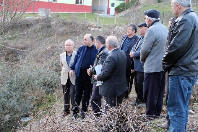 Vali Azizoğlu Köylerde İncelemelerde Bulundu