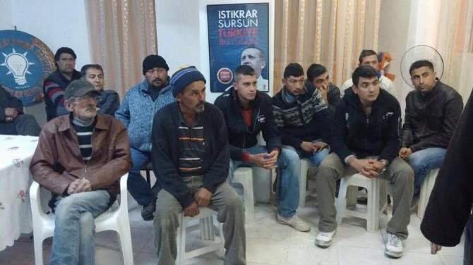 Bodrum'lu AK Partililer Sandığına Sahip Çıktı