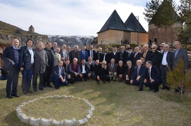 Dostlar Divanı Erzincan'ın Konuğu Oldu