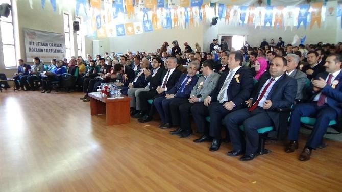Erzincan AK Parti Gençlik Kolları Başkanlığına Murat Güler Seçildi