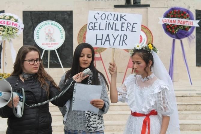 Selçuk'ta Kadınlar Günü Kutlanmadı