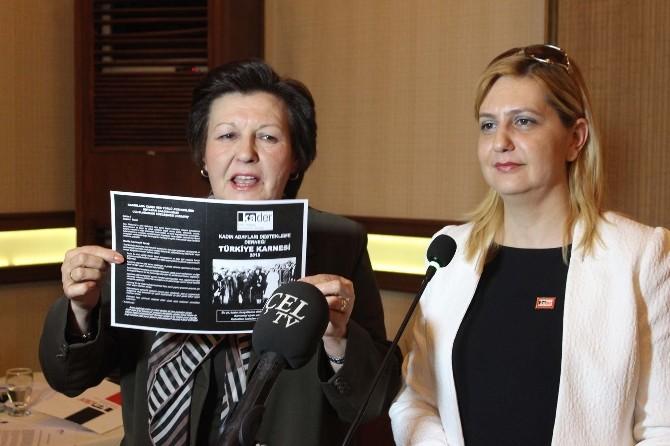 Ka.der 'Kadın-erkek Eşitliği' Karnesini Açıkladı