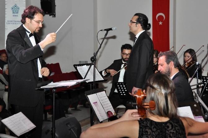 NEÜ Oda Orkestrasından Müzik Ziyafeti