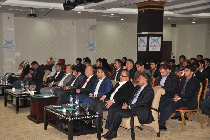 Tügva'dan 'Türk Gençliğinin Vizyonu' Konferansı