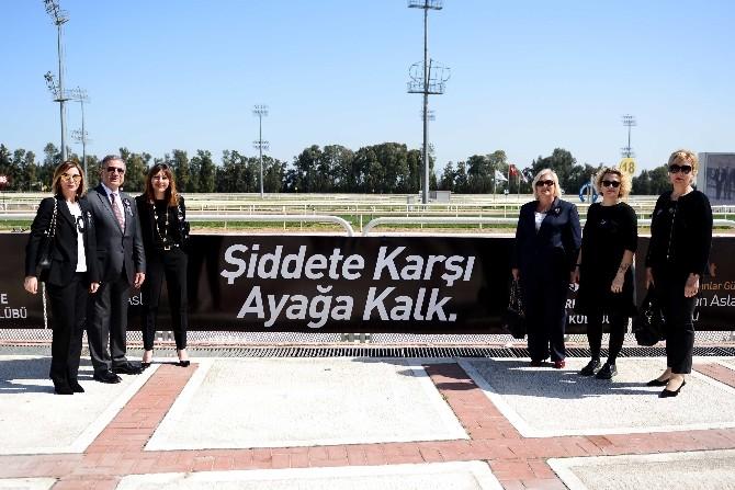 """Tjk Başkanı Ekinci: """"Kadına Şiddet Eğitimle Aşılabilir"""""""