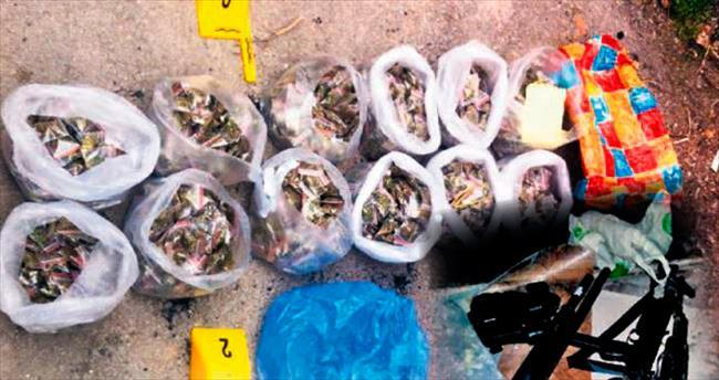 Polis, uyuşturucu tacirlerinin peşinde