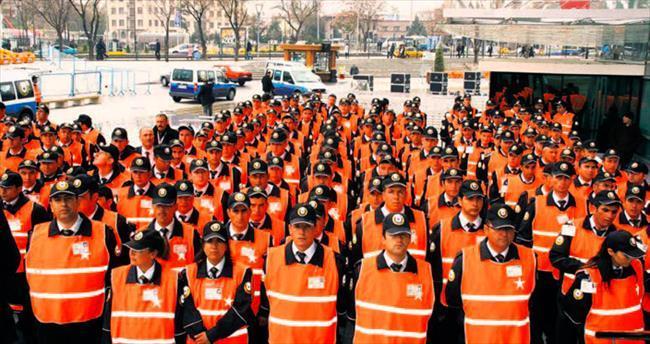 ANFA Güvenlik personelini eğitiyor