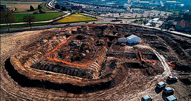 Kelt prensi 2 bin 500 yıl sonra aydınlığa kavuştu