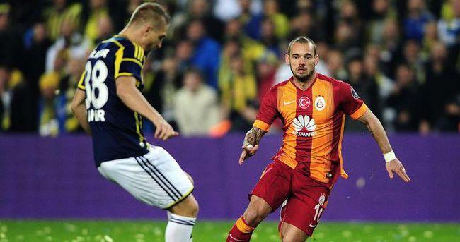 Sneijder yokları oynadı!