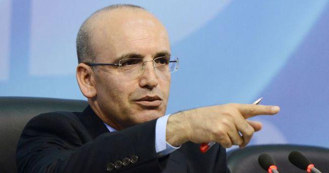 Bakan Şimşek'ten tweet açıklaması