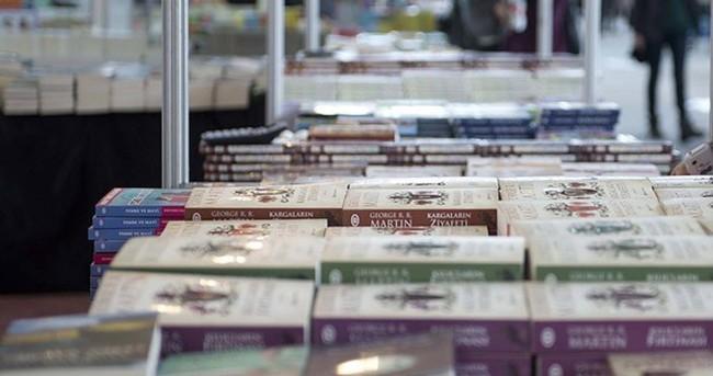 Türkiye dünya kitap piyasasında 12. sıraya yükseldi