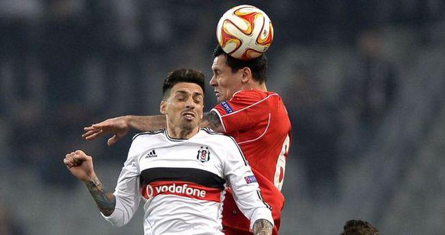 Brugge maçı öncesi Beşiktaş'a çifte şok!