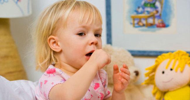 Çocuklarda öksürüğe ne iyi gelir?