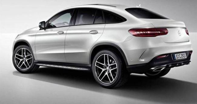 Mercedes GLE Coupe - Gecelerin adamı
