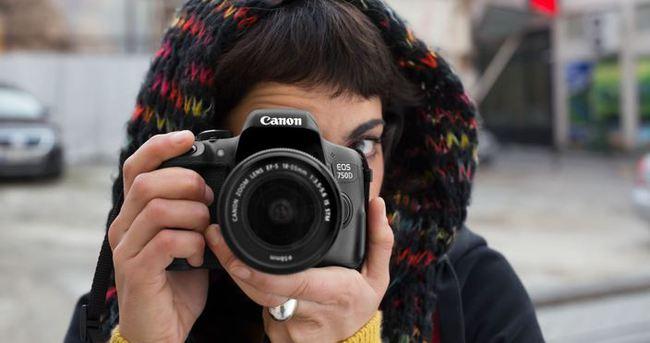 Canon, EOS 750D ve EOS 760D'yi tanıttı!
