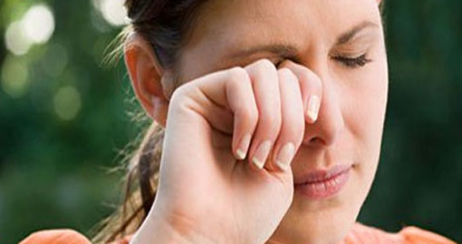 Göz yanmasına ne iyi gelir?