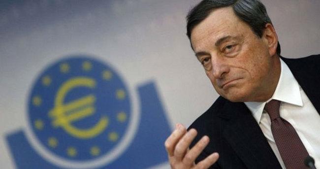 Avrupa Merkez Bankası startı verdi