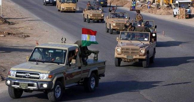 Peşmerge Kerkük'te IŞİD'e saldırdı