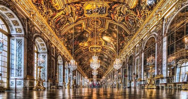 Versailles'da selfie yasağı