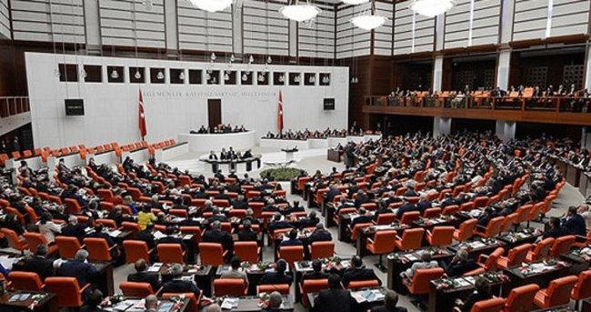 47 bin öğretmen ataması da dahil olan tasarı Meclis'te