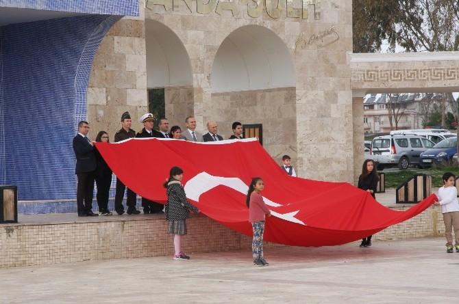 İstiklal Marşı İçin Didim'de Proje Çalışması