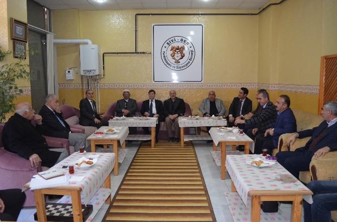 Akar'dan Şivi-der'e Ziyaret
