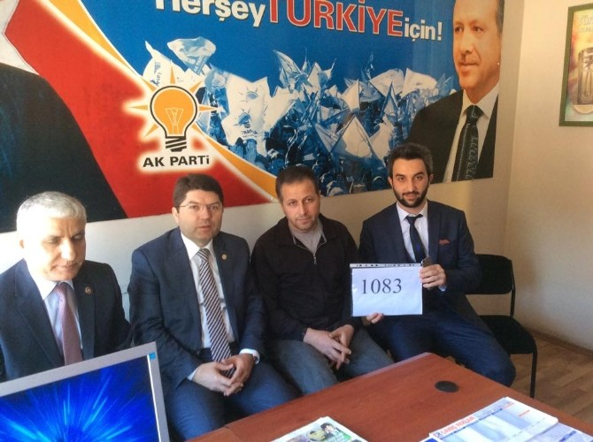 Milletvekili Tunç 'Sandığa Sahip Çıkıyoruz' Toplantılarına Katıldı
