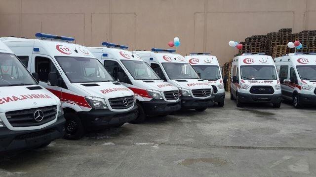 Gömeç Yeni Ambulansına Kavuştu