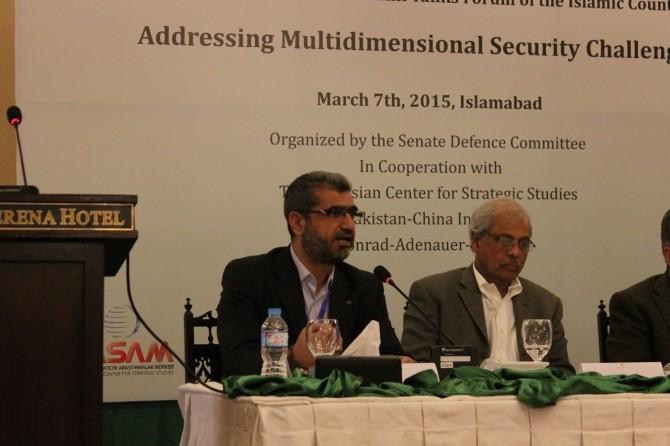 Bartın Üniversitesi Öğretim Üyesi Kuşcuzade, Pakistanda Sempozyuma Katıldı