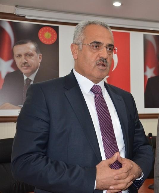 Çelik, Başbakan Davutoğlu'nun Mardin Programını Değerlendirdi