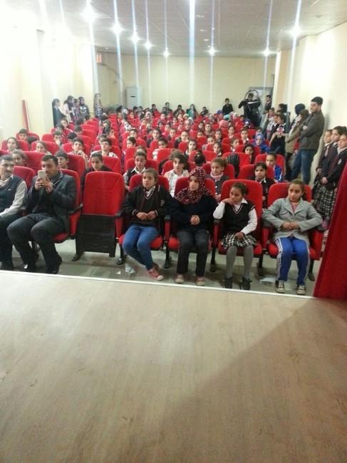 Öğrencilere Din Kardeşliği Konferansı Verildi