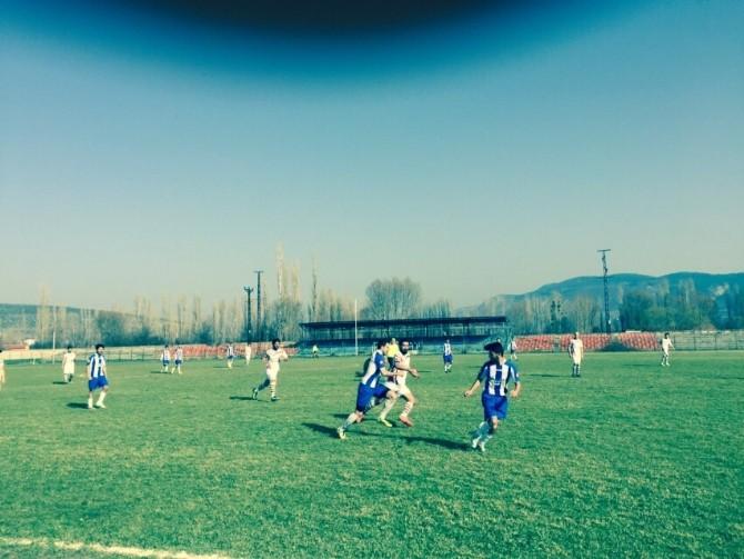 Bilecik 1. Amatör Lig 18.hafta Futbol Müsabakası