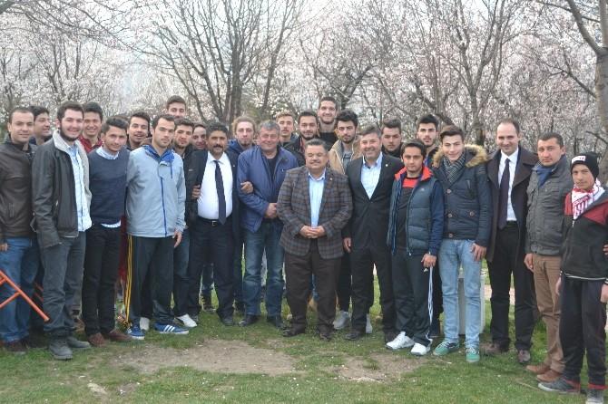 Başkan Yağcı'dan Bilecikspor'a Destek
