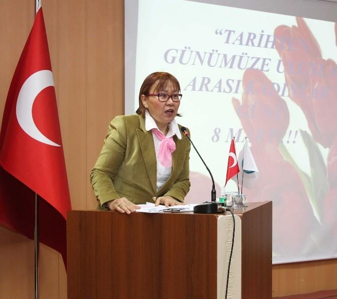 BEÜ'de 8 Mart Dünya Kadınlar Günü Konferansı