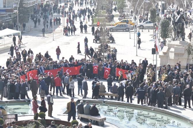 Bolu'da İstiklal Marşı Filminin Çekimleri Yapıldı