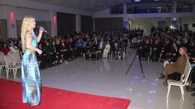 Çan Belediyesi'nden Dünya Kadınlar Günü Eğlencesi