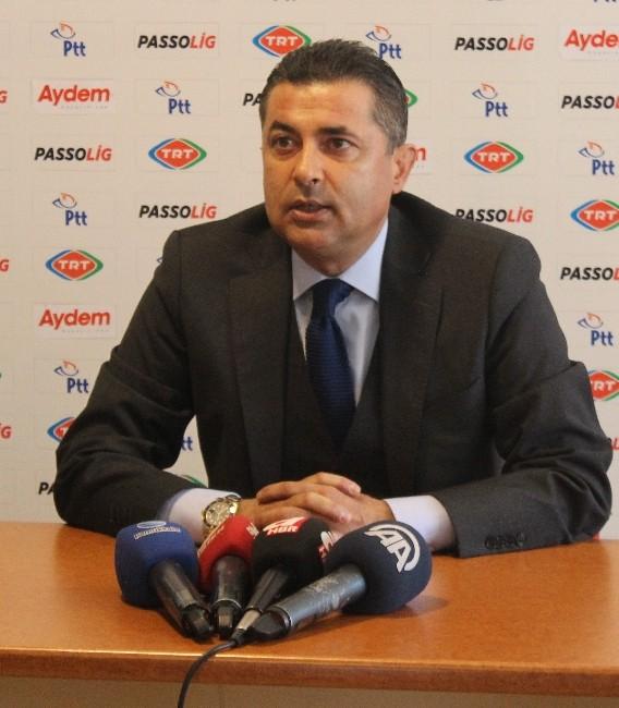 Denizlispor Başkanı Kıbrıslıoğlu Umutlu Konuştu