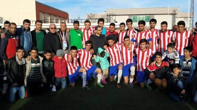 Diyarbakır Süper Amatör Futbol Ligi'ne Ergani Damgası