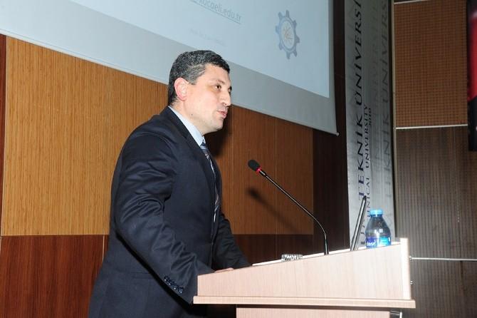 ETÜ'de Mekatronik Konferansı