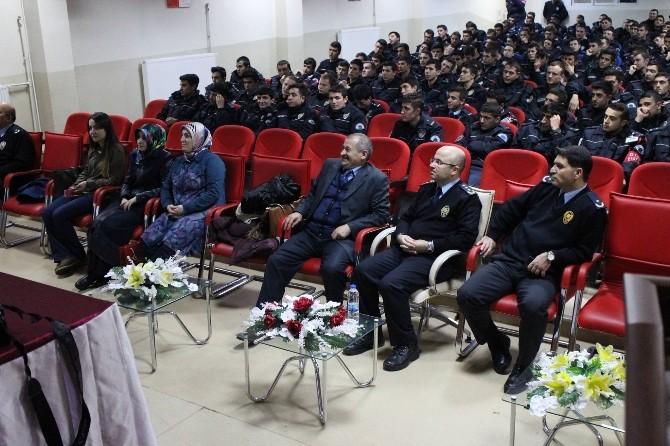 Erzurum'da 485 Polis Adayına Evlilik Öncesi Eğitim Verildi