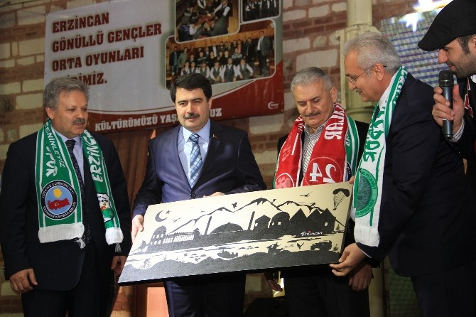 Feshane'de Erzincan Tanıtım Günleri Programının Son Gününde Onbinlerce Ziyaretçi